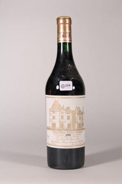 1990 - Château Haut Brion  Pessac-Léognan...