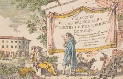 CARNICERO (Antonio)  Coleccion de las principales...