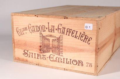 1975 - Château Canon La Gaffelière  Saint-Émilion...