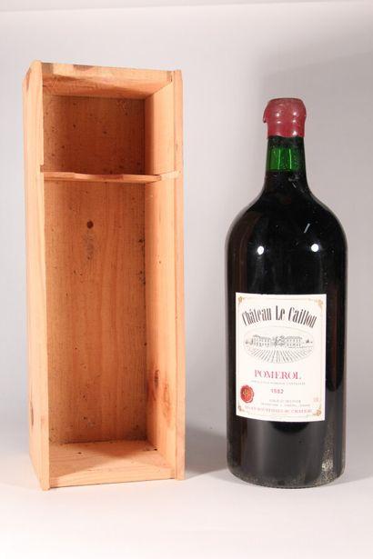 1982 - Château Le Cailloux  Pomerol Rouge...