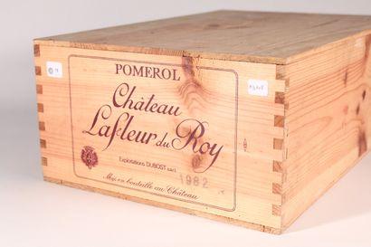 1982 - Château La Fleur du Roy  Pomerol Rouge...