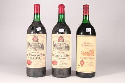1979 - Château Croix de Gay  Pomerol Rouge...