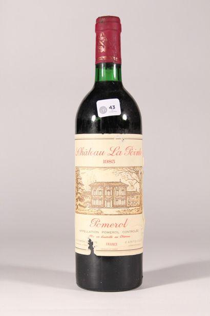 1985 - Château La Pointe  Pomerol Rouge -...