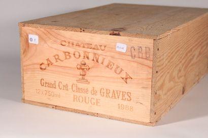 1988 - Château Carbonnieux  Pessac-Léognan...