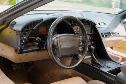 CHEVROLET Corvette Coupé 2 portes 2 places, Corvette type C4 LT1 du 15/09/1995,...