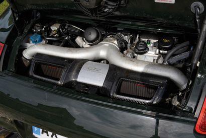 PORSCHE 911-997 GT2 Coupé Sport 2 places GT2 type 997 TURBOLW2101 du 13/06/2008,...