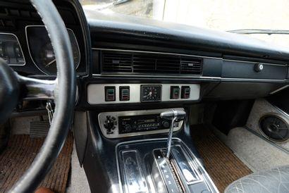 JAGUAR XJSport Coupé 2 portes 4 places, type XJSport du 23/04/1980, n° de série...