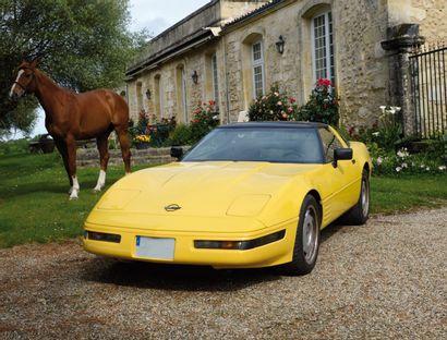 CHEVROLET Corvette Coupe 2 doors 2 seats,...