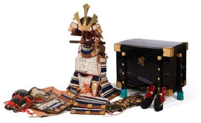 Armure de samouraï de décoration  Japon,...