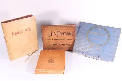 """""""Lettres Persanes"""" par Montesquieu, illustrations de Maurice de BECQUE  Édition..."""