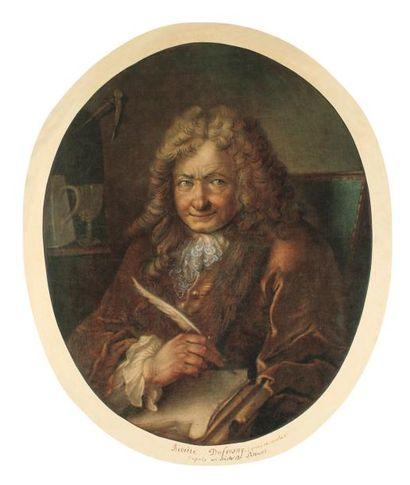 GAUTIER DAGOTY Jacques (1710-1781) attribué...