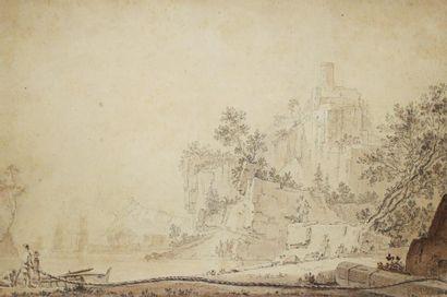NICOLAS-MARIE OZANNE (BREST 1728–PARIS 1811)Peintre...