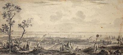 NICOLAS-MARIE OZANNE(BREST 1728–PARIS 1811)Une...