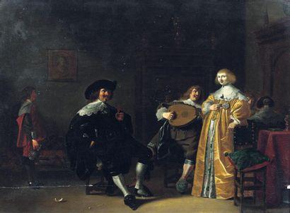 ANTHONIE PALAMEDES(DELFT, 1601-AMSTERDAM,...