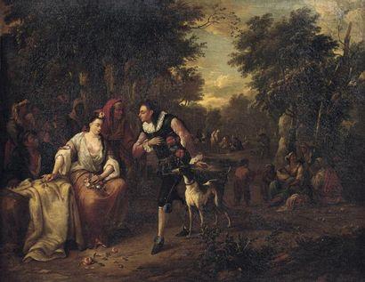HENDRICK CARRE(AMSTERDAM, 1656 OU 1658 -...