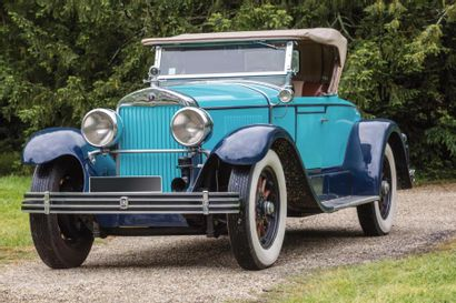 DY-446-DC CADILLAC ROADSTER GOLFER carrosserie...