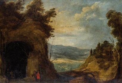 Entourage de JOOST DE MONPER (1585-1672)Le...