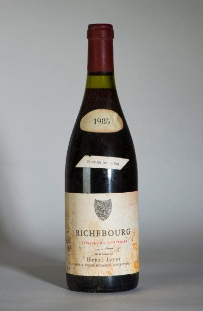 272 / Henri Jayer Vosne Romanée – Richebourg,...