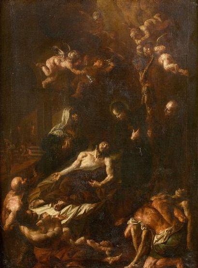 Giovanni Domenico LOMBARDI (Lucques, 1682...