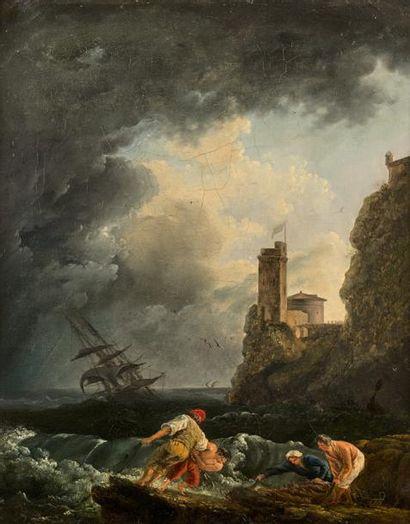 Attribué à Pierre Joseph WALLAERT (1753 -...