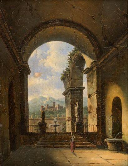 Jean Baptiste BERLOT (né en 1775)  Architecture...