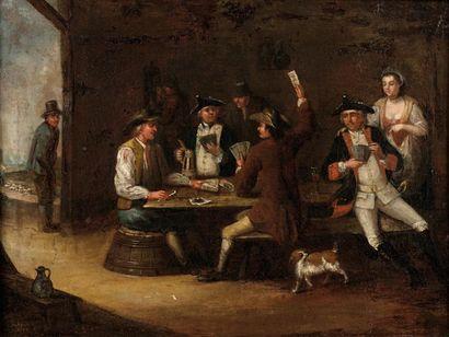 Johann Michael SCHWABEDA (1734 - 1794)  Partie...
