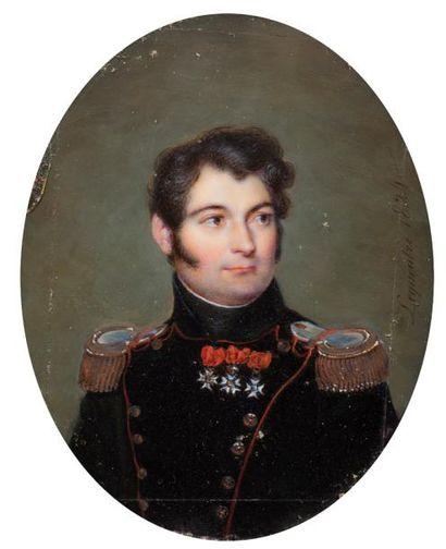 Hippolyte Joseph LEQUEUTRE (1793 - 1877)...