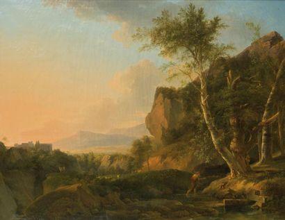 Pierre-Henri de VALENCIENNES (Toulouse 1750- Paris 1819)