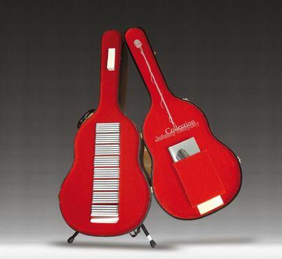 Coffret «La guitare collection Johnny Hallyday»...