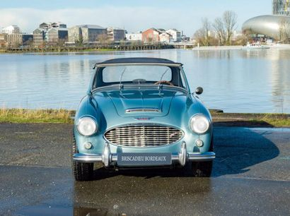 AUSTIN HEALEY Roadster 100/6 2 places type...