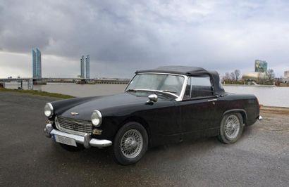 AUSTIN HEALEY Cabriolet type Sprite MKIII...