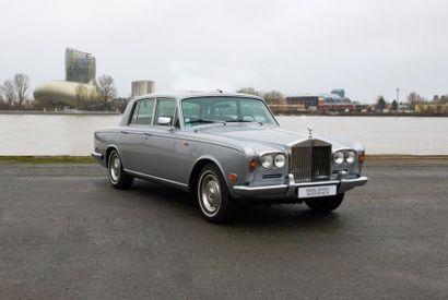 ROLLS ROYCE Berline 4 portes type Silver...
