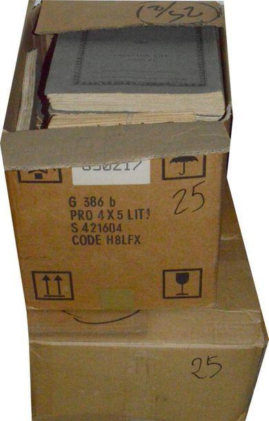 Colonies: 2 cartons d'ouvrages sur ce t...
