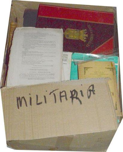 Militaria: un carton