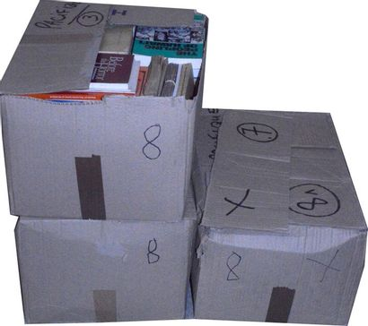 Pacifique - Océanie - Polynésie: 3 cartons...