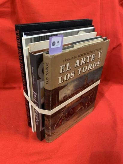 PENA (de) Blas, 100 anos de fotografia taurina,...
