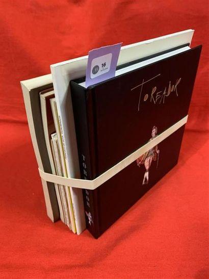 DOMENECH Antonio, Cuaderno de peones, Dip...