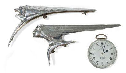 Montre Jaeger Paris 36 heures pour Delage...