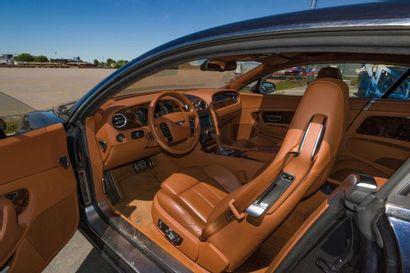 BENTLEY, Coupé de luxe Continental GT W12 Type 3WCE41 du 14 janvier 2005, n° de...