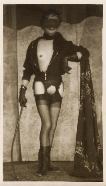 Pierre MOLINIER 1900-1976 « Autoportrait...