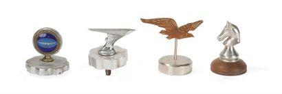 Mascotte oiseau stylé (Boyce moto meter)...