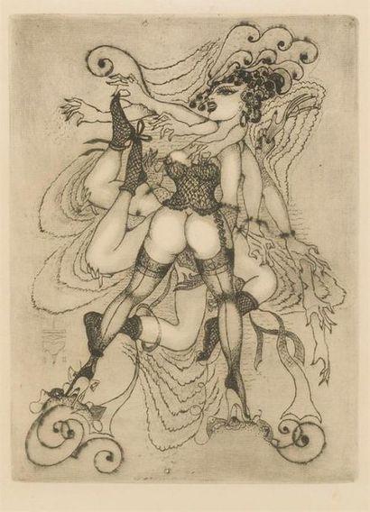 Pierre MOLINIER 1900-1976 « Histoire de Femme...