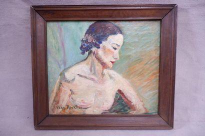Dans le goût de Vera ROCKLINE (1896-1934)....