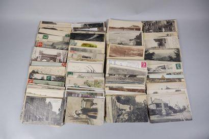 1 carton : + de 2000 cartes. Régionalisme,...