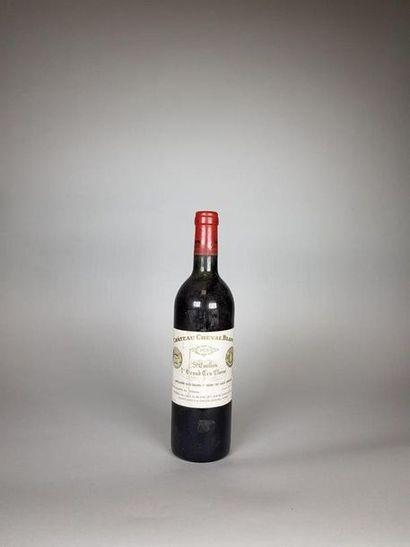 1 bouteille CHÂTEAU CHEVAL BLANC (T.L.B;...