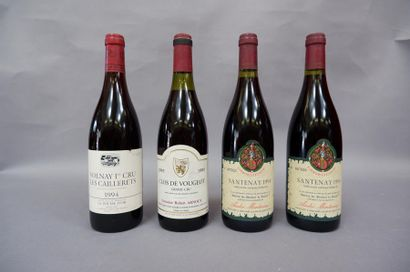 2 Sautenay, André Montessuy - Tastevinage...