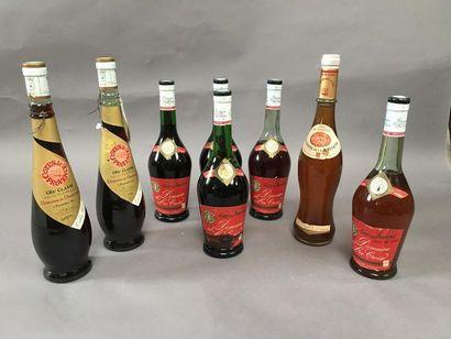 4 bouteilles cotes de Provence Domaine de...