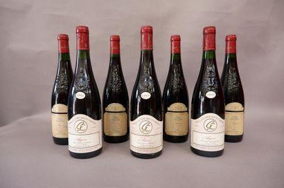 5 Anjou rouge, Domaine Les Couronnières ,...