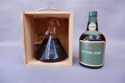 Un Porto Pitters Port Old crown 1959 Une...