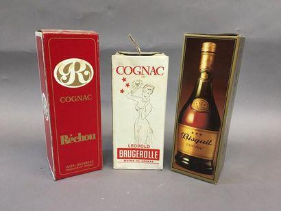 1 bouteille de Grande Champagne Rêchou, 1...
